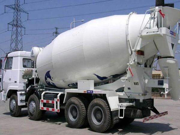 concrete mixer drum for truck