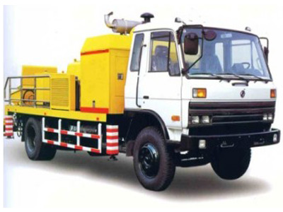 HBCS80-Truck-Mounted-Concrete-Pump
