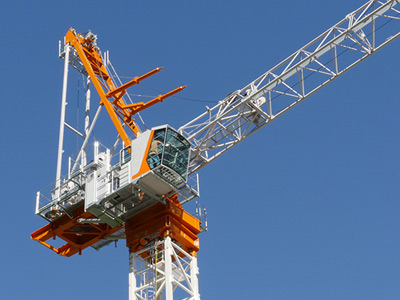 Luffing-Jib-Tower-Cranes