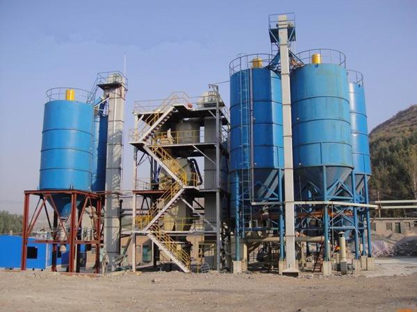 Dry Mortar Plant Aimix Concrete Batching Plant