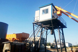 Our AJ Concrete Batching Plant was Delivered to Russia