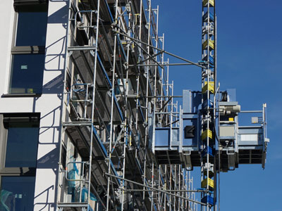 Construction Hoist Elevator - Aimix Concrete Batching Plant