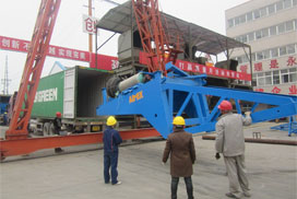 Aimix YHZS35 Mobile Concrete Batching Plant Was Sold In Australia