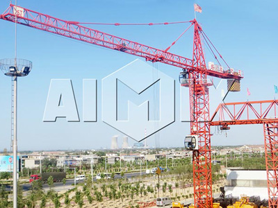 Self Erecting Tower Crane For Sale