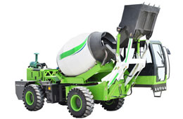 self-loading-mixer-truck