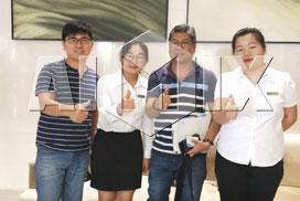 Aimix Diesel Concrete Mixer Pump Sent TO Manila Philippines 2018