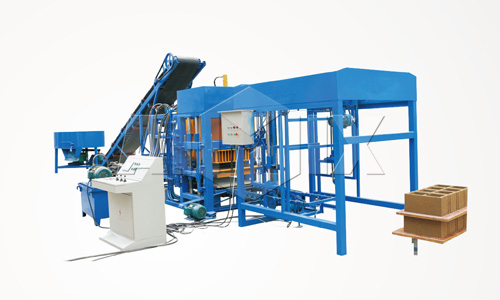 ABM-4A Hollow Block Making Machine Price