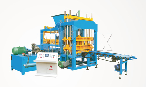 ABM-5S Hollow Block Making Machine