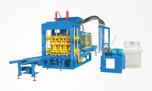ABM-6S Hollow Block Machine Manufacturer