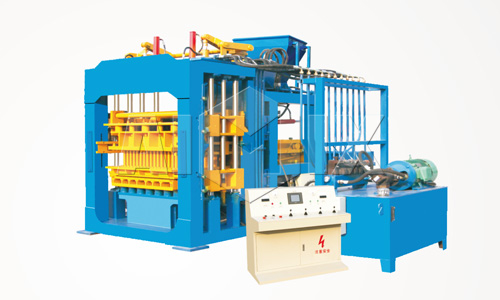 ABM-8S Hollow Block Machine Price