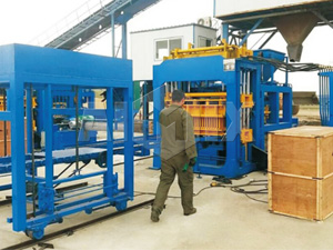 Aimix block machine after-sales service
