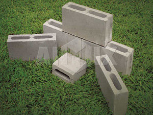 Hollow blocks