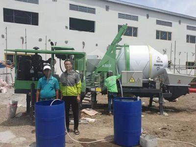 Aimix Diesel Concrete Mixer Pump In Cavite Philippines
