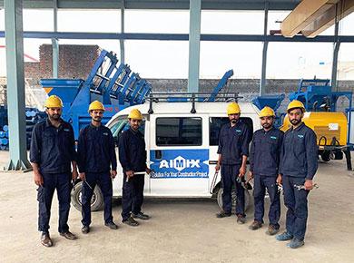 Aimix Branch in Pakistan