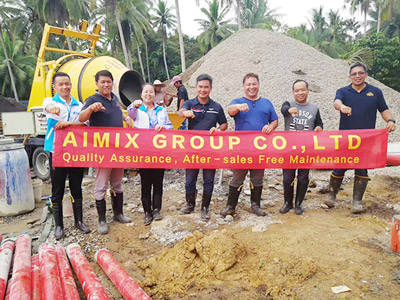 Aimix After-sales Service in Philippines