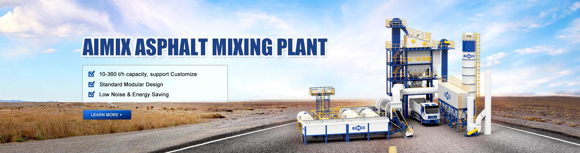 Aimix Asphalt Mixing Plant