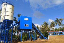 Aimix AJ60 Concrete Batching Plant in Sri Lanka