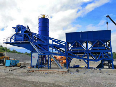 Aimix Mobile Concrete Batching Plant