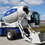 Self loading concrete mixers in Philippines