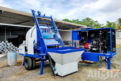 Aimix ABJZ40C Concrete Mixer Pump Working in Philippines