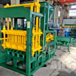 Aimix Block Making Machine Was Shipped to Philippines