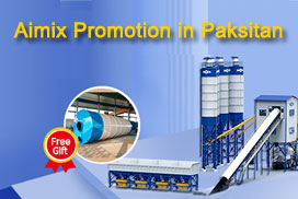 Aimix Promotion In Our Pakistan Factory