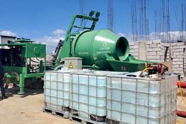 Aimix Concrete Mixer Pump Was Well Operated In Philippines