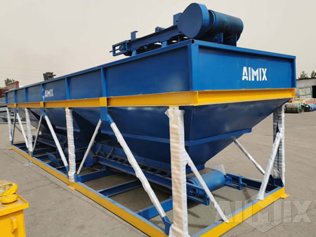 Aimix Block Making Machine Was shipped to Malaysia