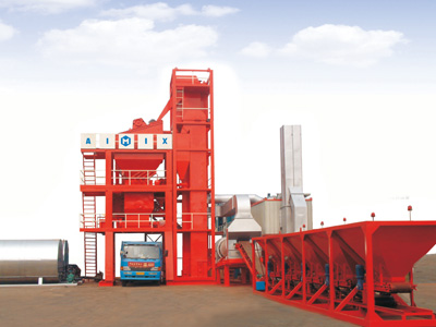ALQ60 asphalt mixing plant