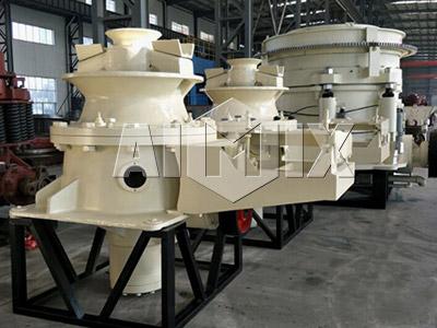 Single Cylinder Hydraulic Cone Crusher Machine