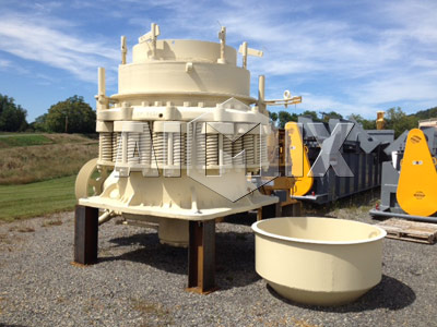 Symons Cone Crusher For Sale