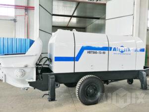 ABT Series Electric Trailer Concrete Pump