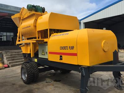 ABJS40D concrete mixer pump