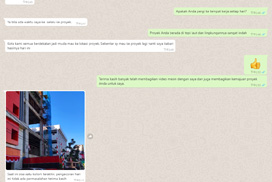 Feedback From Aimix Indonesia Concrete Trailer Pump Clients