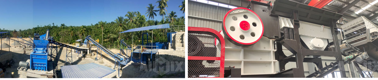 Mobile Jaw Crusher Plant