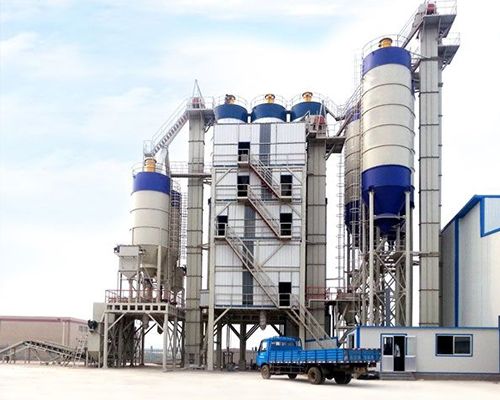 aimix Dry-Mortar-Plant
