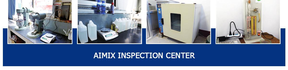 concrete admixture inspection center