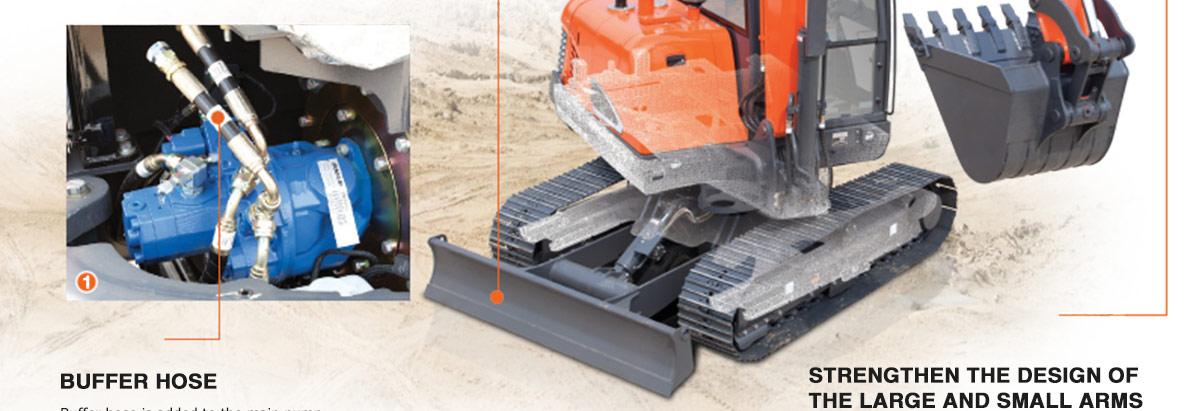 portable excavator