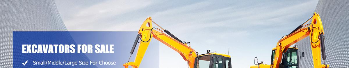 Factory Price Excavator