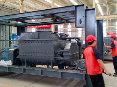 Aimix 120 TPH Asphalt Mixing Plant Began To Install Malaysia