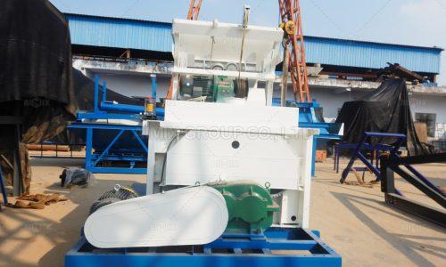 Aimix AJ25 Concrete Batching Plant Was Shipped to Sri Lanka